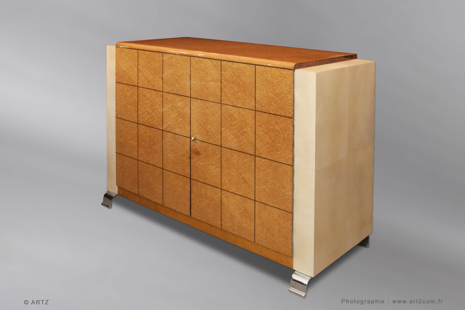 Commode Louis BUREAU