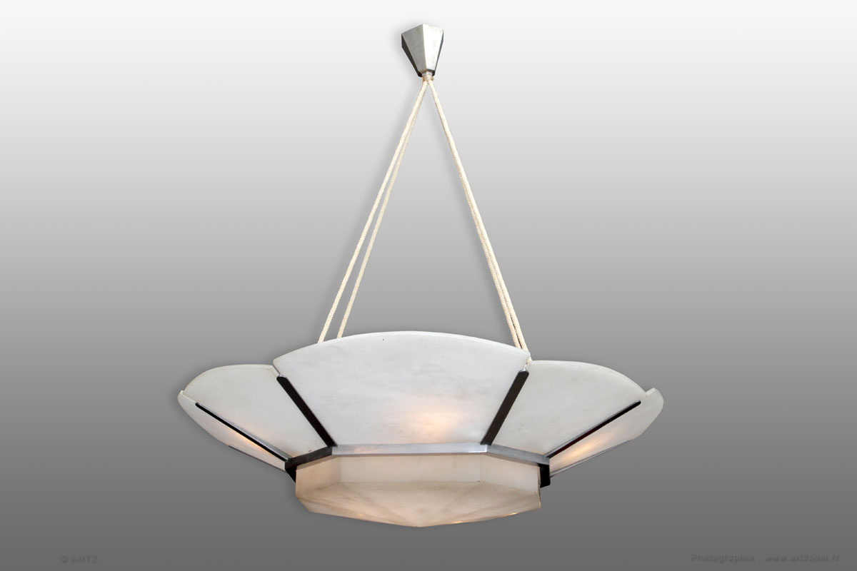 Lustre d'exception Jules.LELEU