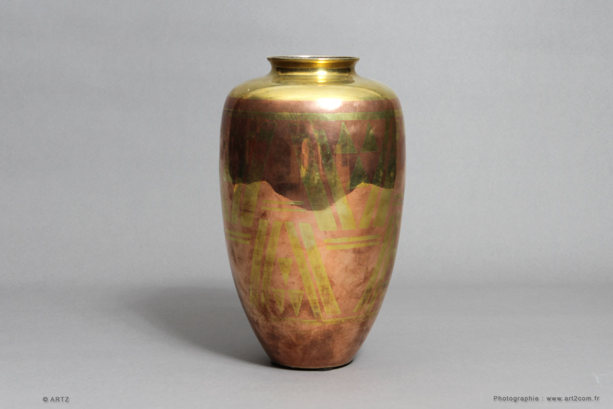 Vase CHRISTOFLE