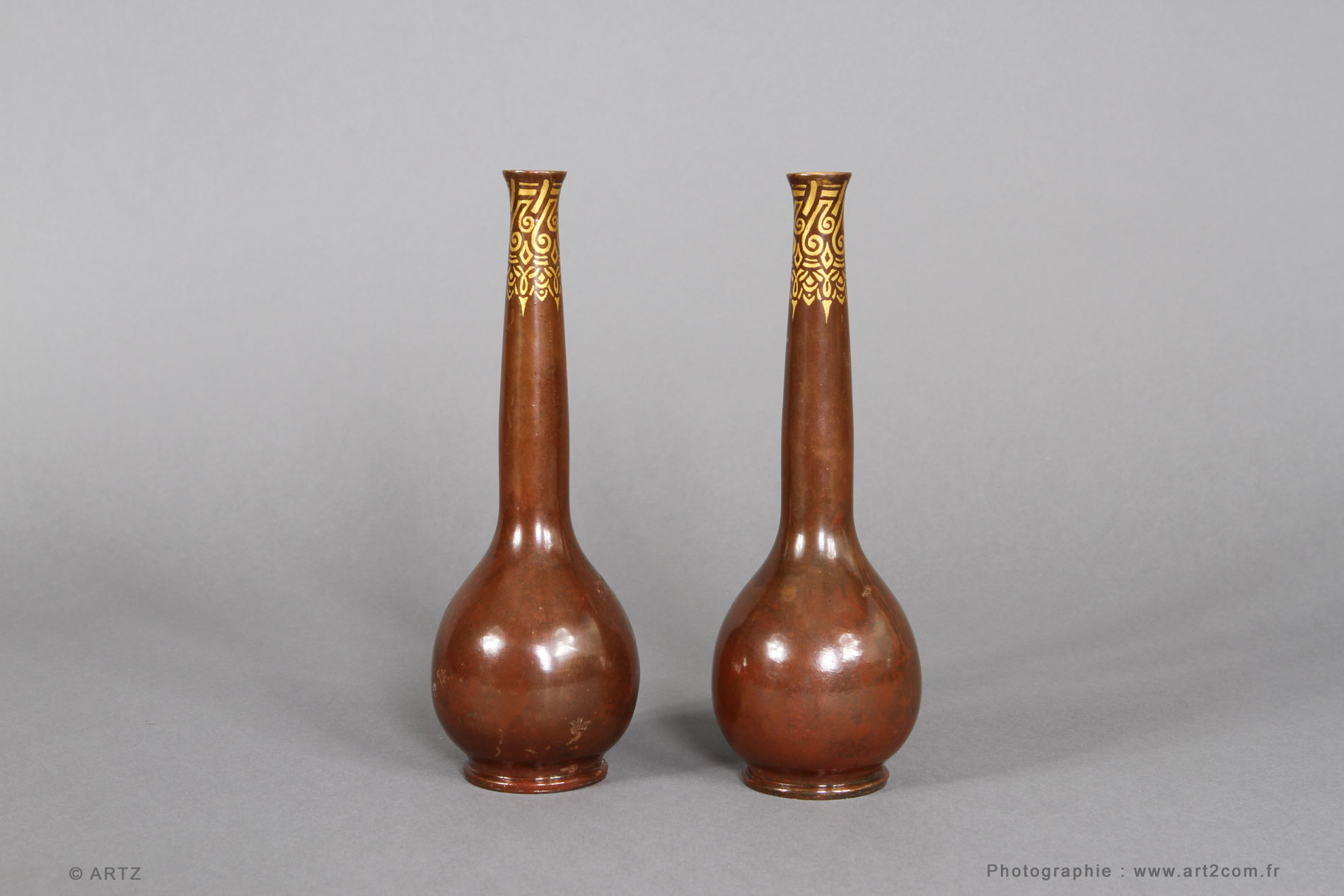 Vases CHRISTOFLE